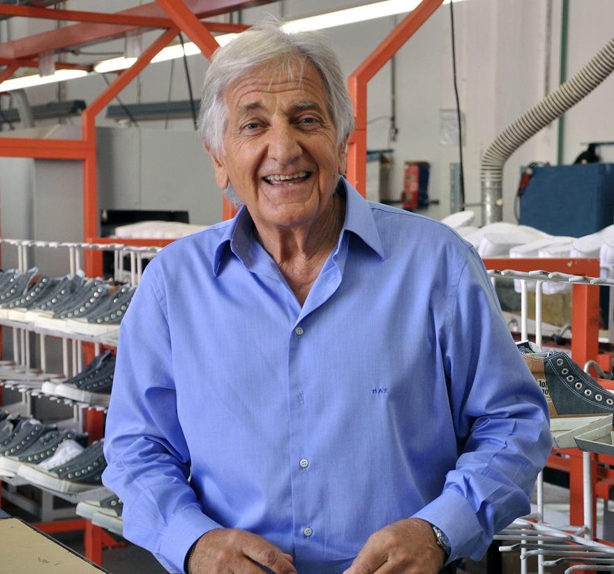 Miguel Ángel Fosati fundó John Foos en los años '80