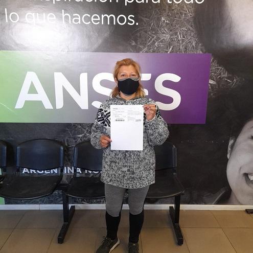 Anses hizo el primer reconocimiento de aportes jubilatorios por