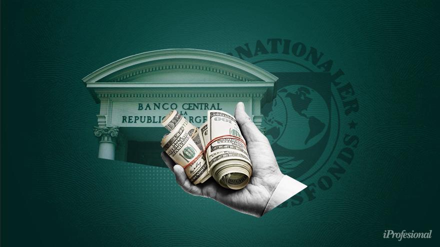 Un acuerdo post-elecciones con el FMI sería un dato central para el dólar.