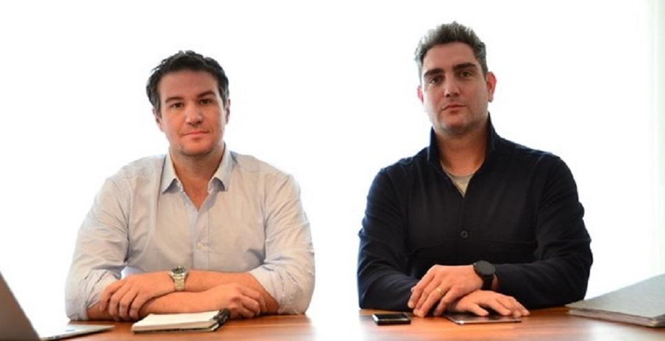 Diego Susacasa y Francisco Davaro, creadores de ShefMe