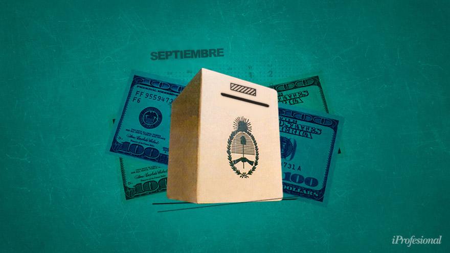 Pese al típico impulso dolarizador pre-electoral, el impuesto PAIS de agosto cayó respecto del de julio
