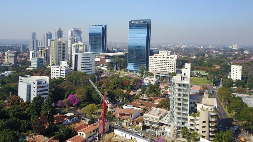 Tierra de oportunidades: Asunción, la ciudad más elegida por los argentinos que invierten en Paraguay.
