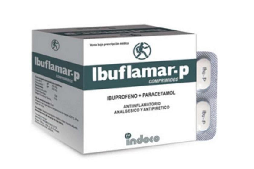 La ANMAT prohibió una marca de la droga Ibuprofeno