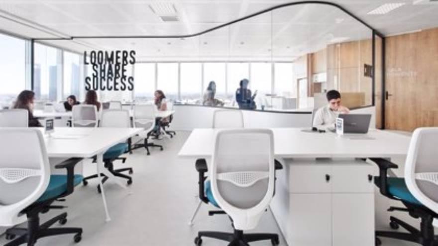 Los espacios de coworking tiene un