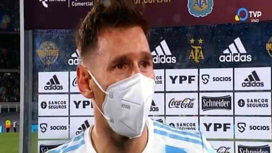 El Gobierno realizó una prueba piloto en el partido Argentina - Bolivia