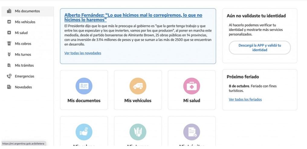 Polémica por la decisión del Gobierno de usar la app Mi Argentina para hacer campaña