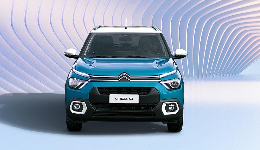 Cambio completo del diseño del nuevo Citroën C3.