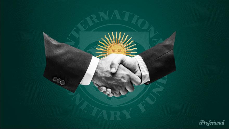 Lo que se acuerde con el FMI será determinante para el armado de un nuevo programa monetario.