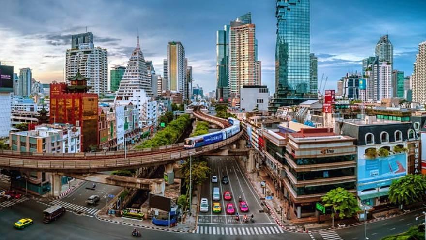 Bangkok se encuentra entre las ciudades más baratas de este ranking