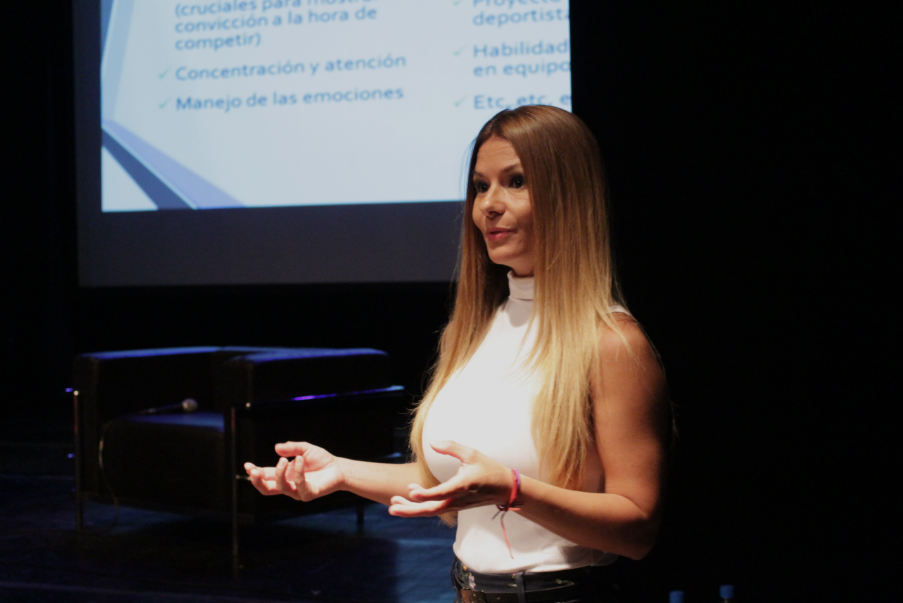 Mariela Cardozo, Lic. en Nutrición