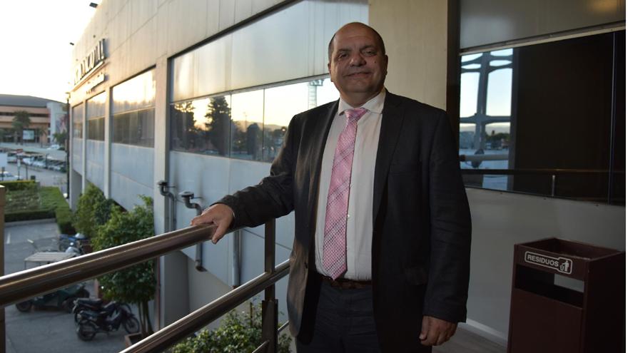 Salvador Di Stefano, consultor reconocido en el ámbito del agro.