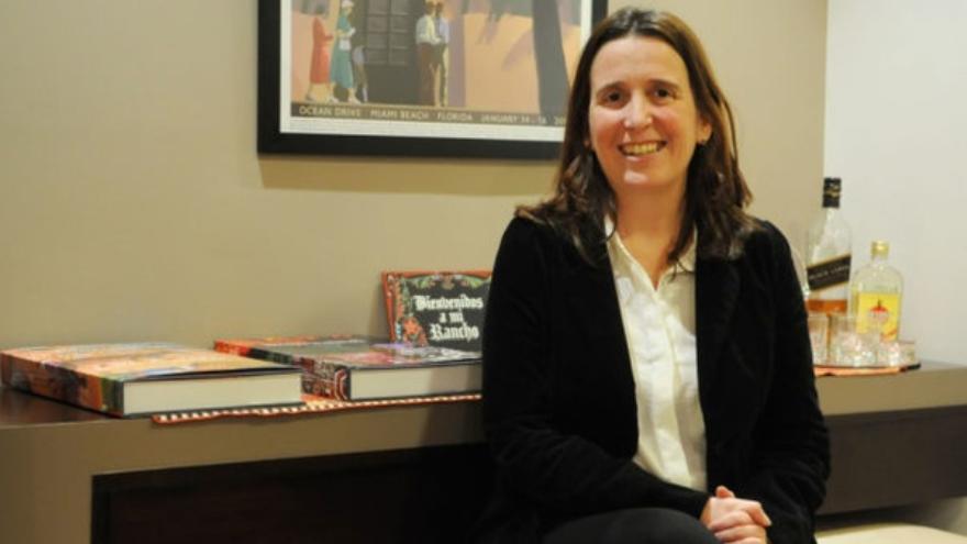 Marina dal Poggetto cree que están dadas las condiciones para una estabilización financiera como resultado del canje