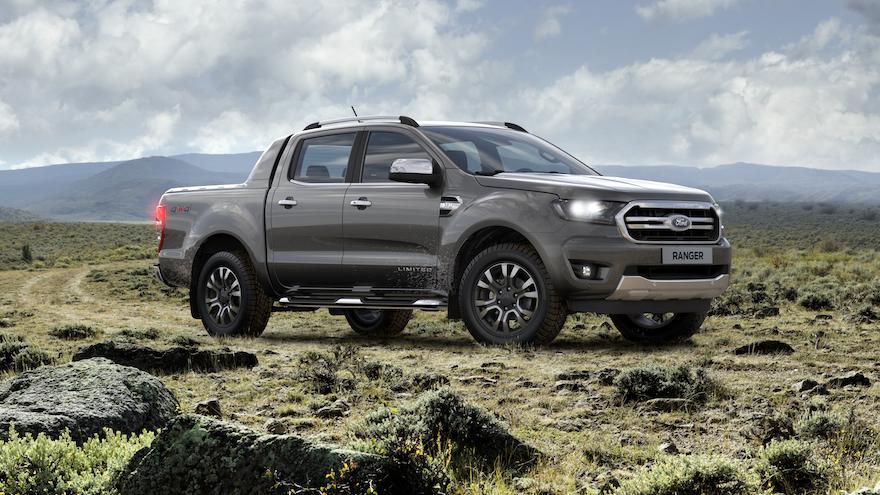 Ford Ranger se prepara para la nueva generación.