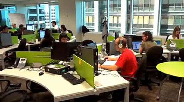 Globant provee diversos servicios que colaboran en la transformación digital de las empresas