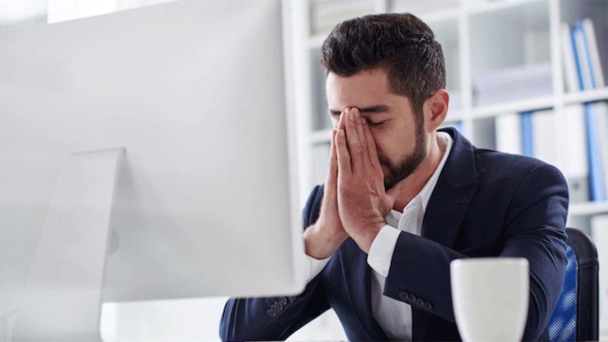 La falta de espacio es uno de los principales puntos negativos del home office