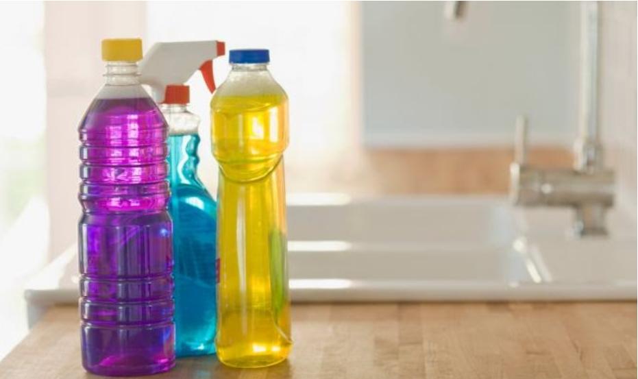 Los productos de limpieza son los únicos que mantienen cifras de ventas en alza