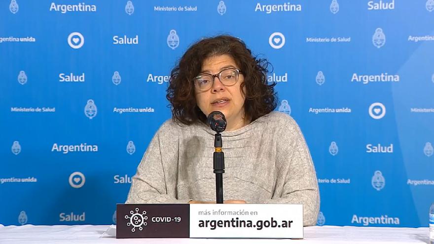 En Argentina ya se hicieron más de 140 mil tests