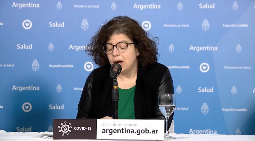 El informe señala que Formosa y Catamarca son dos provincias que siguen sin casos de Covid-19