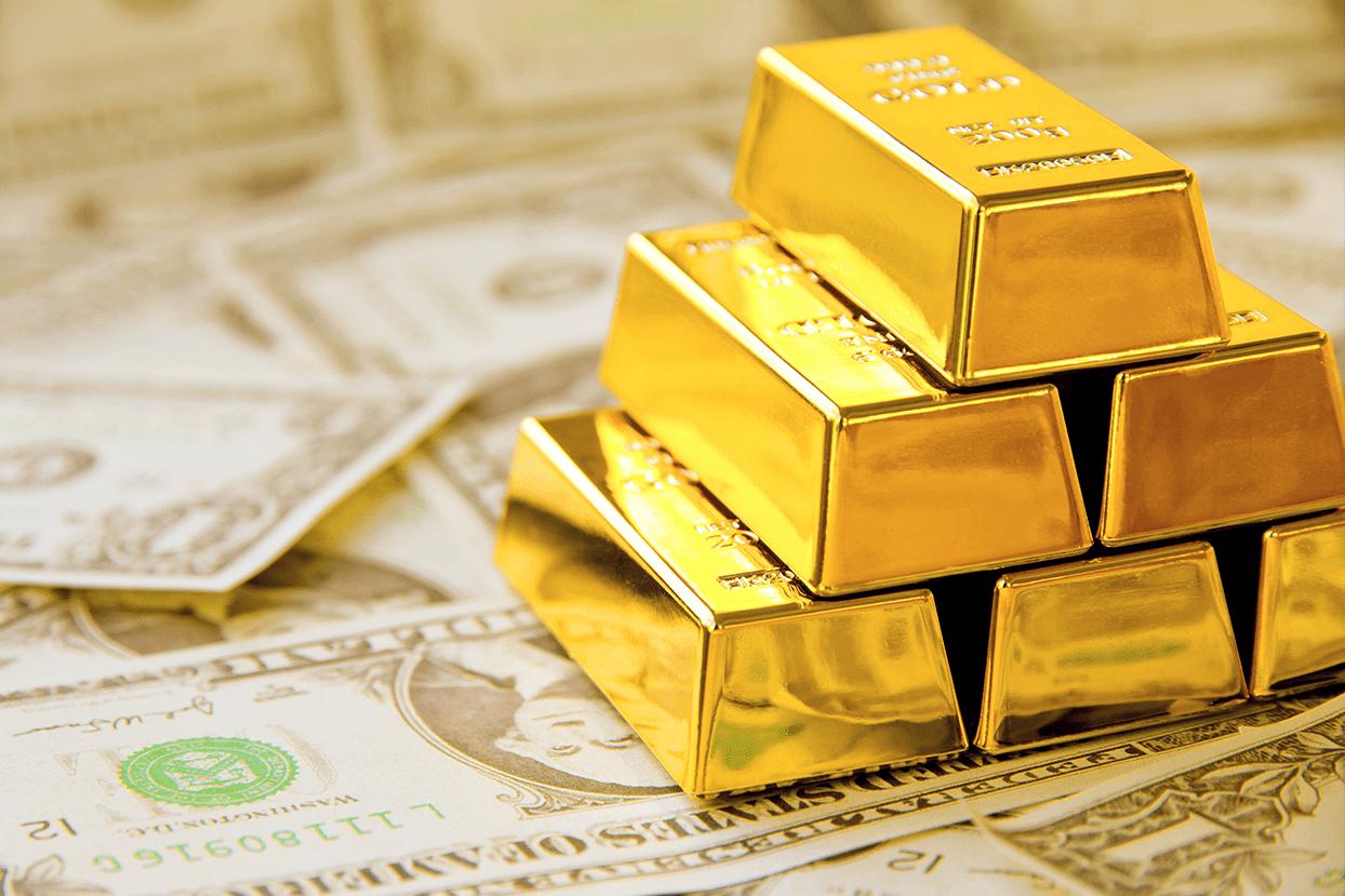 El oro alcanzó su cotización más alta del 2020