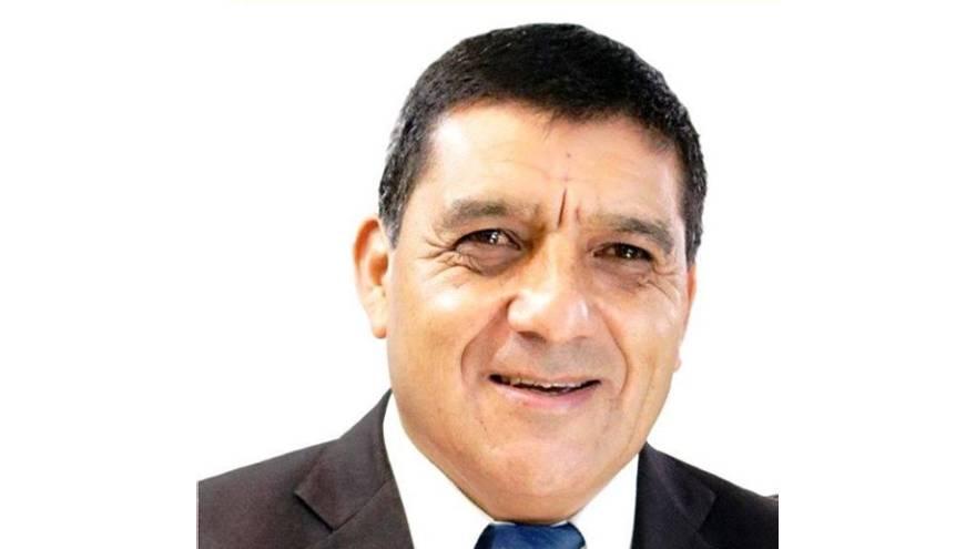 Este es Alejandro Torres, el intendente de El Carmen