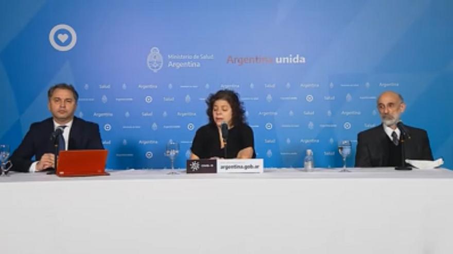 En Argentina ya hay más de 276 mil casos de Covid