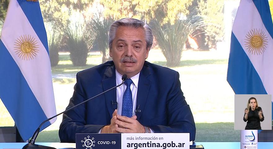 Alberto Fernández, entre la radicalización de la agenda y las consecuencias de la pandemia