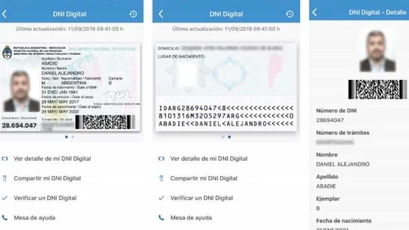 Cómo solicitar y obtener el DNI digital para llevarlo en el celular