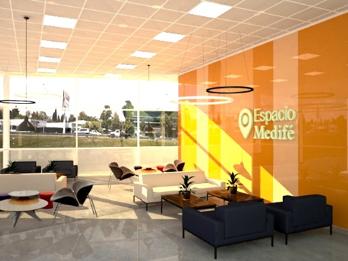 Espacio Medifé es un proyecto para marzo de 2021