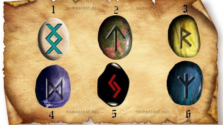 Elegí una runa y descubrí lo que tiene para decir sobre tu futuro