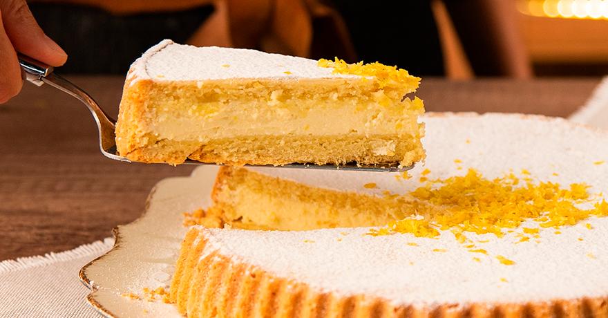 Si querés deleitar a tu familia con una rica merienda, esta torta de ricota es la opción correcta