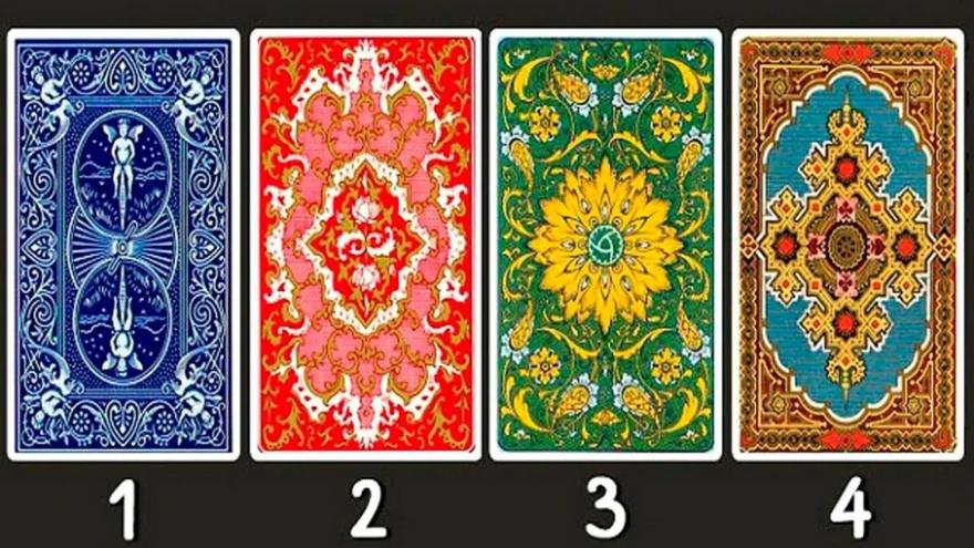 Descubrí qué mensaje oculta tu tarjeta preferida