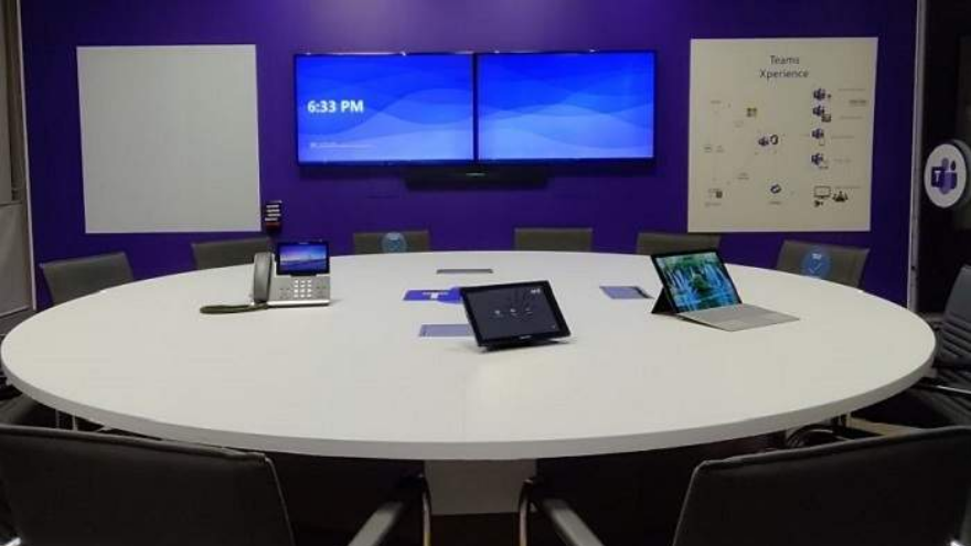 The offices presented by Microsoft will prioritize the naturalization of virtuality