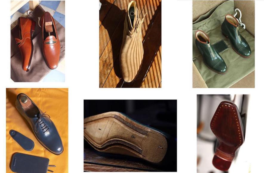 Zapatos para todos los gustos y estilos.