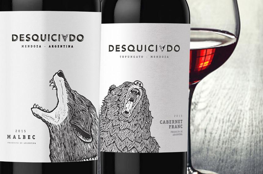 Desquiciado-Wine