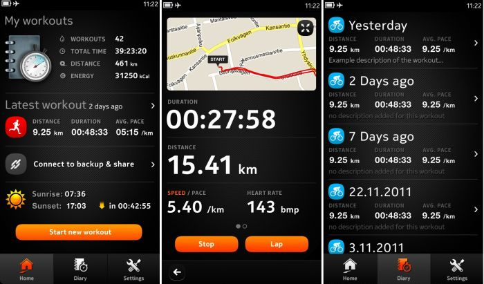 Sports-Tracker
